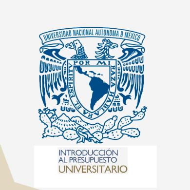 Introducción al Presupuesto Universitario