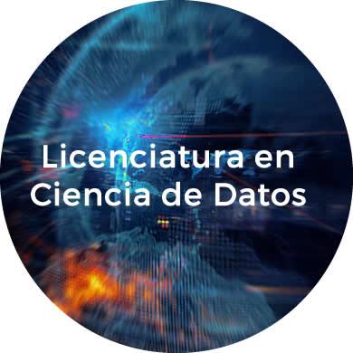 Licenciatura en Ciencia de Datos